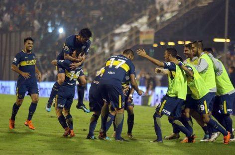 Boca se consagró bicampeón del fútbol argentino