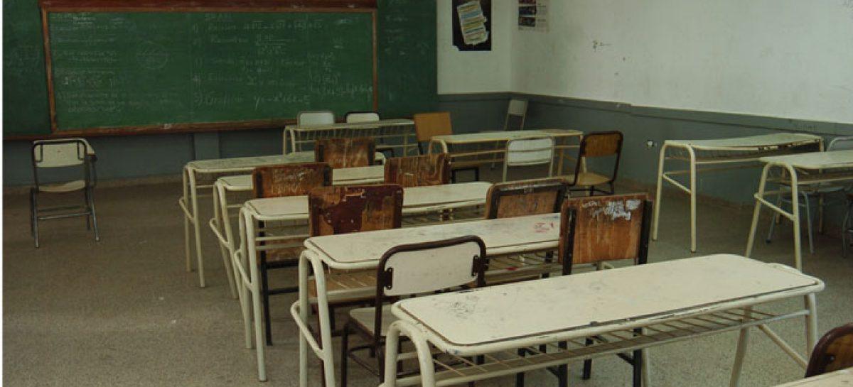 Ctera lanzó un paro docente en todo el país para este jueves