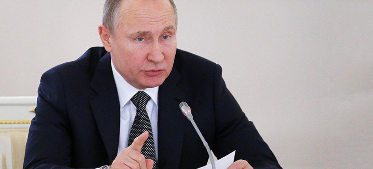 Putin asumió su cuarto mandato en Rusia