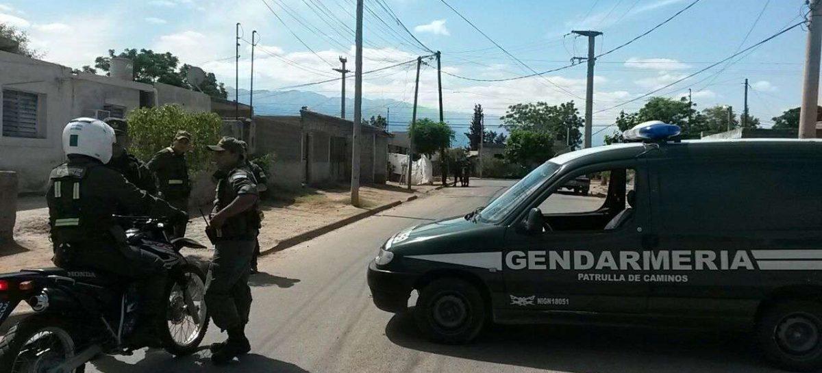 Insólito. Pocho Brizuela preocupado porque Gendarmería patrulla Chilecito