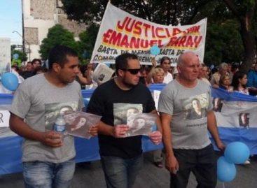 Caso Emmanuel Garay. Nueva marcha en reclamo de justicia