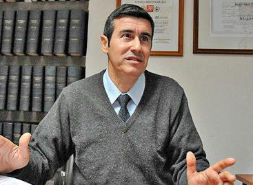 """Moriconi se anota en la carrera electoral a 2019: """"Estoy preparado"""""""