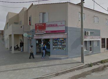 En violento asalto a farmacia, roban casi 200 mil pesos