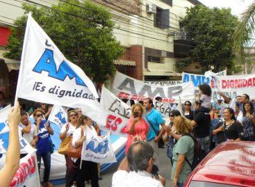 AMP aceptó la propuesta salarial del Ministerio de Educación