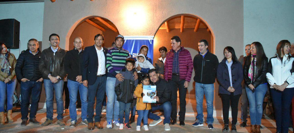 La Rioja actualmente tiene en ejecución 800 viviendas sociales