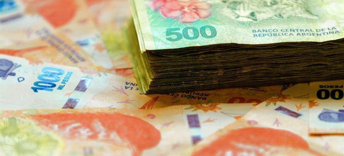 Jueves. Municipales de Capital perciben sus salarios