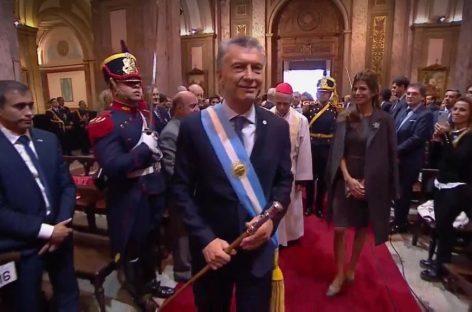 Nuevo gesto político del macrismo para con Paredes Urquiza
