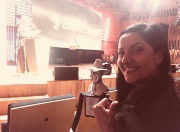 La 'Bruja' Salguero, otra vez galardonada en los Premios Gardel