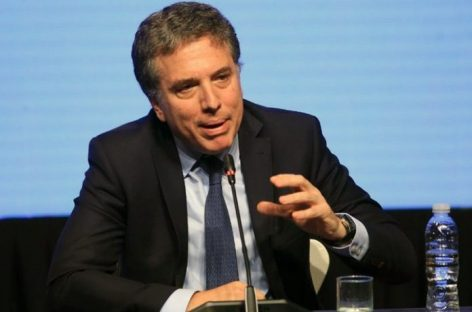 Dujovne, el superministro de Mauricio Macri
