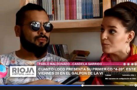 """Cuanto Loco presentó """"4/20"""""""
