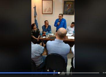 Casas y Beder apuntaron contra el Gobierno Nacional