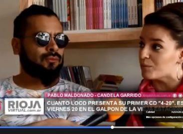 Cuanto Loco presentó «4/20»