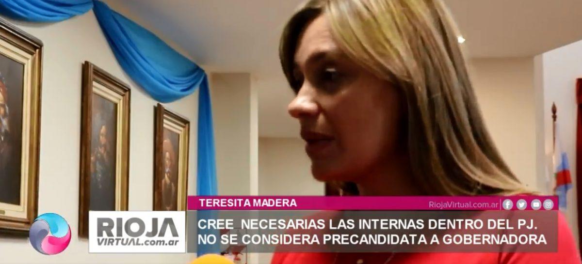 Teresita Madera y su análisis de cara a un 2019 electoral