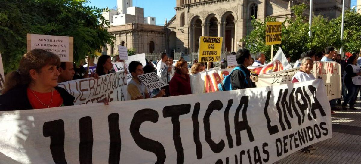 Caso Garay. Familiares de los detenidos denuncian fallas en la investigación