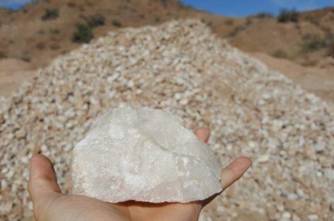 Arauco apuesta a la minería con la explotación del cuarzo