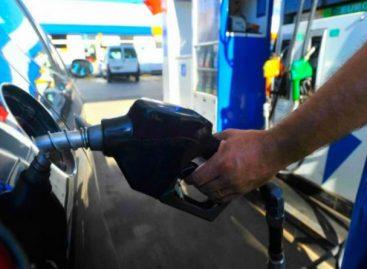 Desde este sábado, aumentan 40 centavos promedio los combustibles