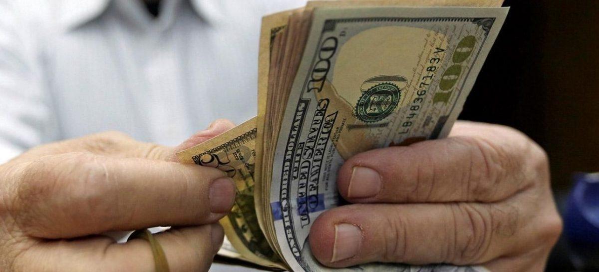 El dólar cayó fuerte este miércoles y cotiza abajo de los $45