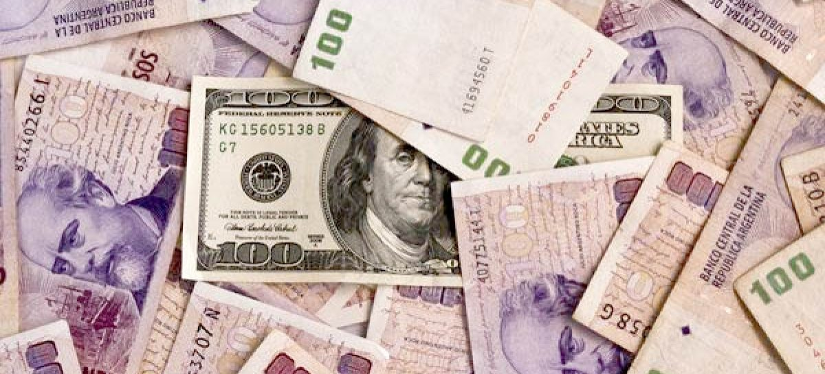 El dolar minorista rompió la barrera de los $21