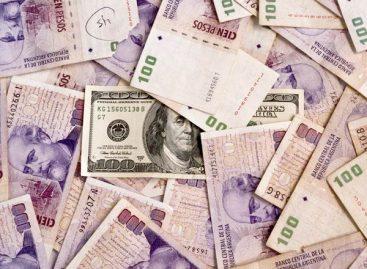 El peso no detiene su devaluación frente al dólar: $34,50