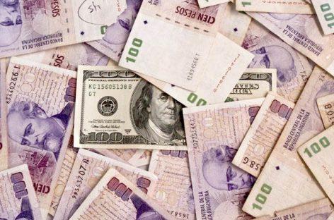 El dólar, sin intervención oficial, rompió la barrera de los $26