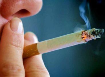 Los fumadores riojanos consumen promedio 10 cigarrillos diarios
