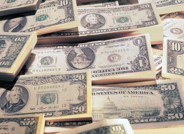 El dólar cortó una racha alcista y cayó a $24,67