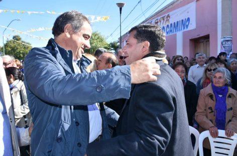 Santa Rita volvió a reunir a Sergio Casas y Julio Martínez