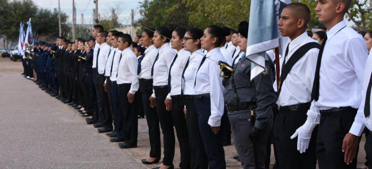 A 3 meses del crimen de Emanuel Garay, volvió a funcionar la escuela de cadetes