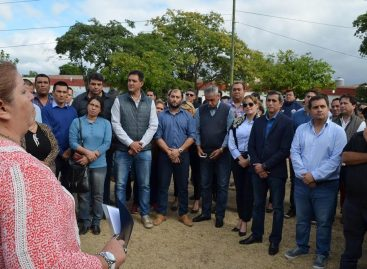 Paredes descartó participar de la interna del PJ de cara a 2019