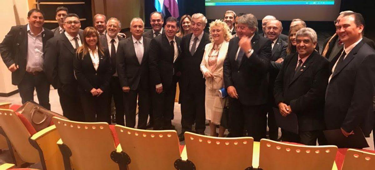 La Rioja reclamó a Nación apoyo para el corredor bioceánico