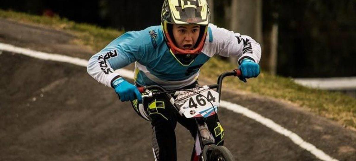 Un riojano se consagró campeón mundial de BMX