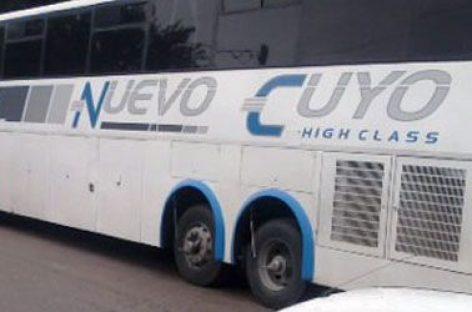 La empresa Nuevo Cuyo dejó de prestar servicio interurbano