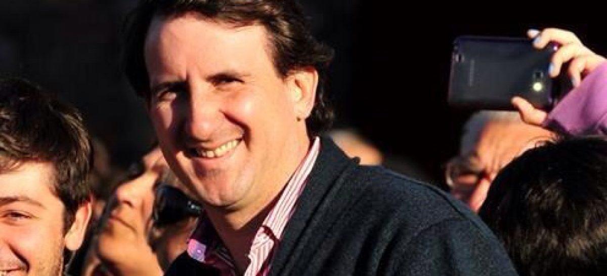 Diego Mazzucchelli, desplazado del cargo de secretario de Gobierno