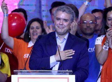 Iván Duque es el nuevo presidente de Colombia