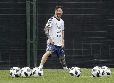 Messi + 10: el equipo que pondría Jorge Sampaoli contra Israel, con una duda en el arco