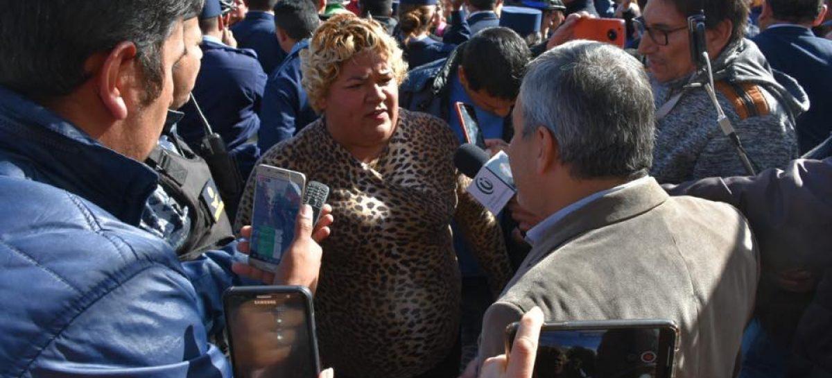 Detenida por incidentes niega relación con Ariel Puy Soria