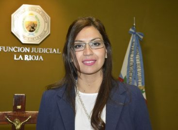 Fue puesta en funciones la flamante jueza de Violencia de Género