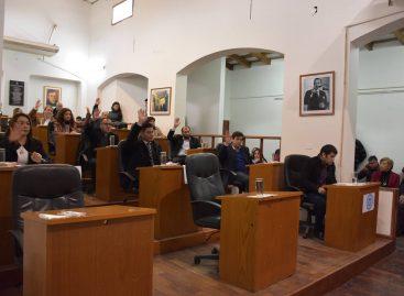 Capital. Concejales recibirán descuentos de sueldo del 50% por faltar