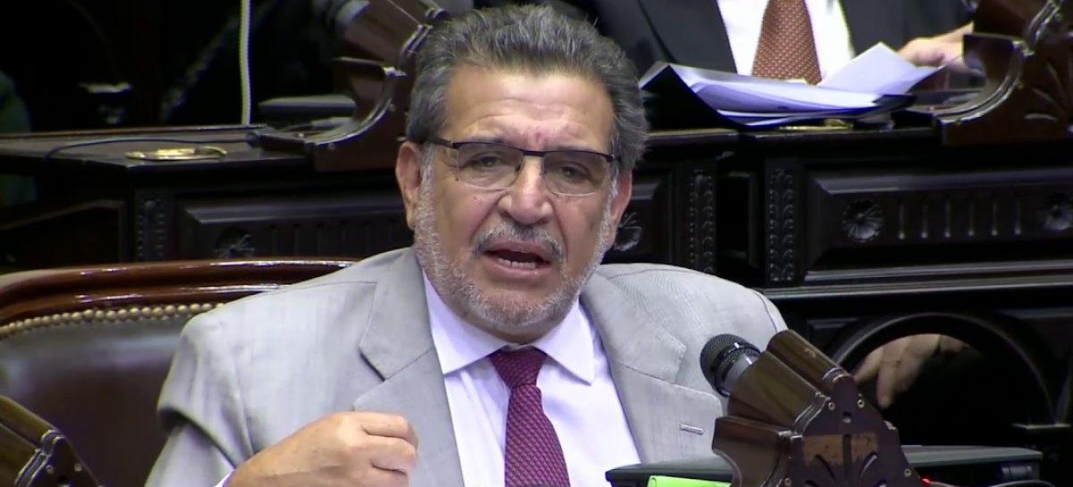 Beder Herrera cambió su voto y lo hará a favor del Aborto Legal