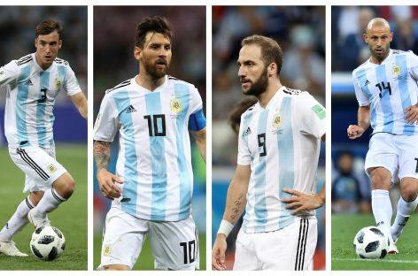 Si Argentina clasifica ¿contra quién jugamos?