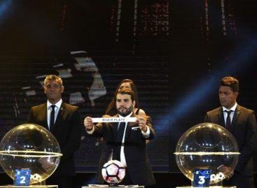 Hoy se sabrá si hay Superclásico en la Libertadores