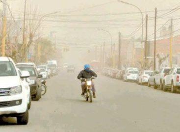 Por el mal clima, Chilecito suspendió las clases turno tarde