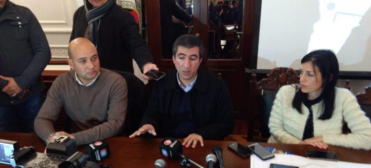El gobierno judicializó la usurpación de viviendas en Chilecito