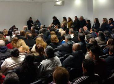 Martínez presentó un instituto para desarrollar 'políticas públicas'