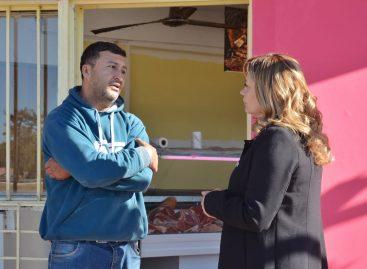 Tere Madera promueve la supervivencia de pequeños comercios