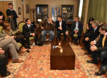 """Mujica en La Rioja: """"no me gusta un carajo el Fondo Monetario"""""""
