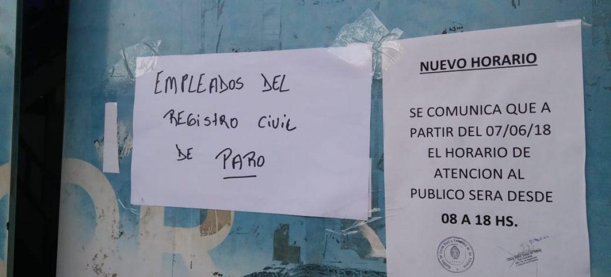 El paro de la CGT con dispar acatamiento en La Rioja