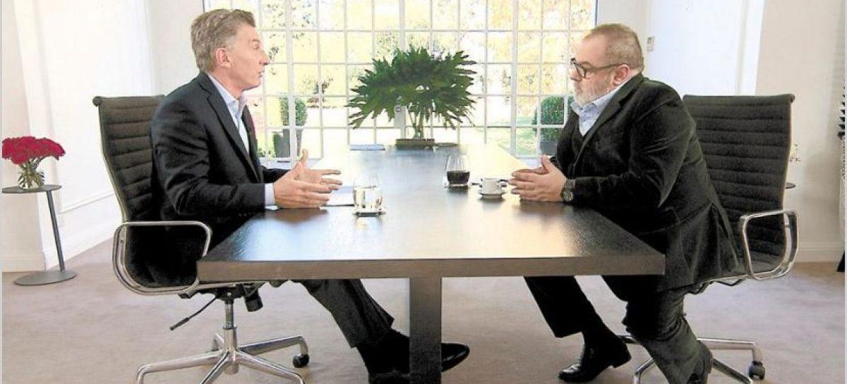 """Macri reconoció que """"fracasó"""" en el intento por bajar la inflación"""