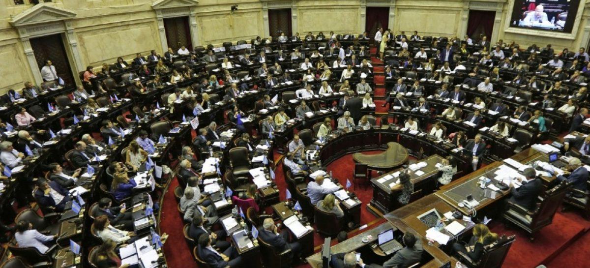 Diputados nacionales votan el aborto legal con un final abierto