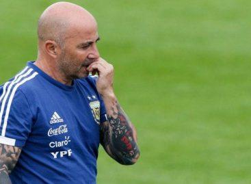 Los cambios que piensa Sampaoli para enfrentar a Croacia
